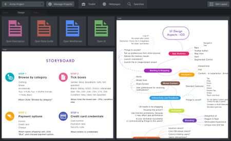 Dashboard Examples - Freeter